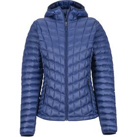 Marmot Featherless Capuchon Jas Dames, blauw